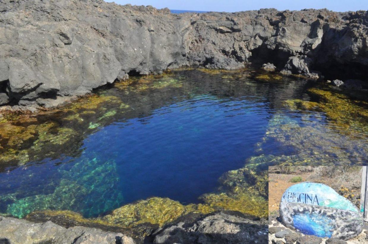 Linosa piscina naturale